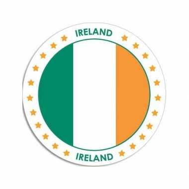 Ierland sticker