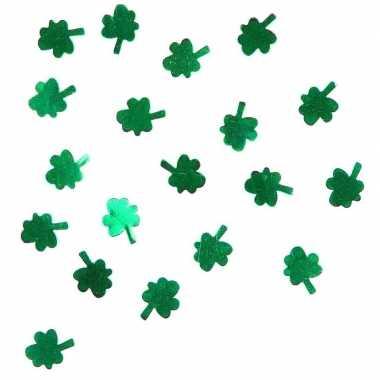 Ierse klavertjes confetti 15 gram