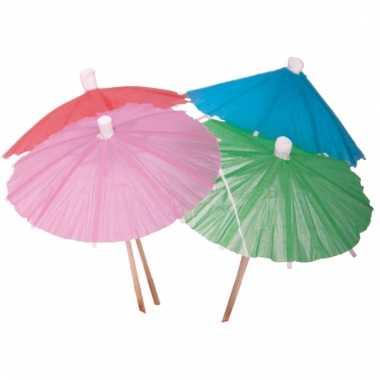 Ijs parasols 20 stuks