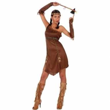 Indianen honovi verkleed pak/kostuum voor dames