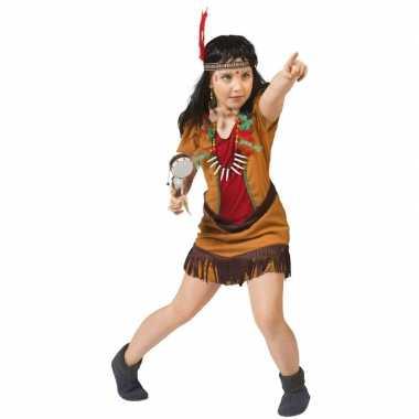 Indianen outfit eagle voor meiden