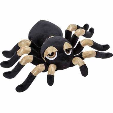 Insecten knuffels spin goud 22 cm