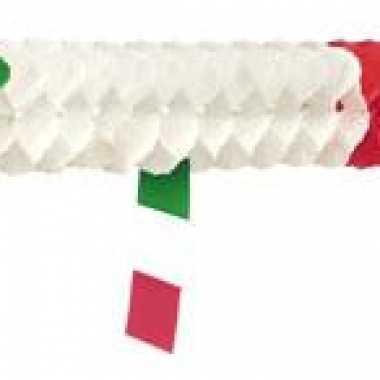 Italie decoratie slingers 4 meter