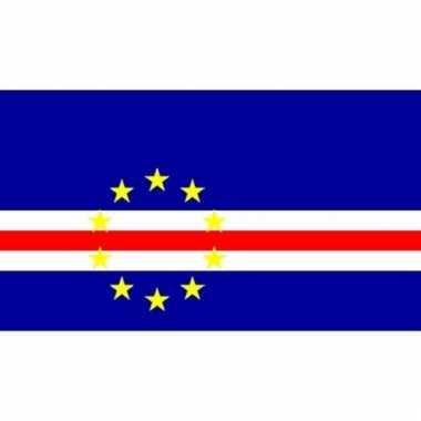 Kaapverdische vlag mini 60 x 90 cm