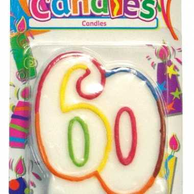 Kaarsjes 60 jaar