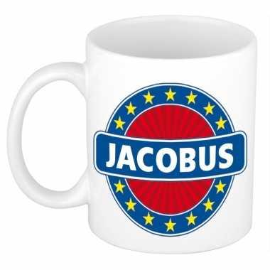 Kado mok voor jacobus