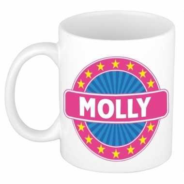 Kado mok voor molly
