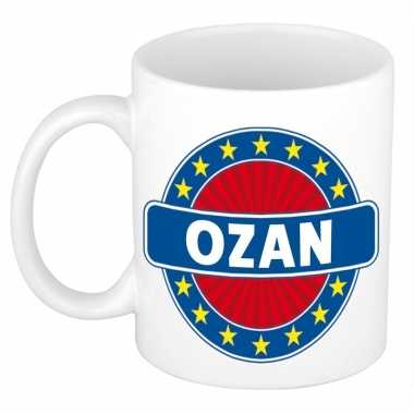Kado mok voor ozan