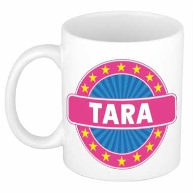 Kado mok voor tara