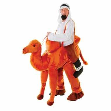 Kamelen kostuum voor volwassenen