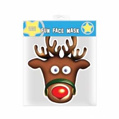 Kerst rendieren masker