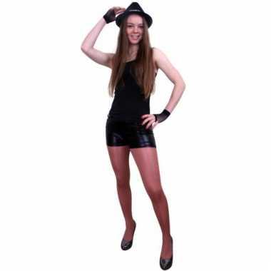 Korte Broek Zwart Dames.Korte Broek Dames Zwart Multinetwerk Nl