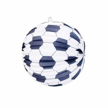 Lampionnetje van een voetbal 24 cm