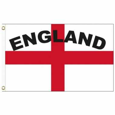 Landen supporter vlag engeland
