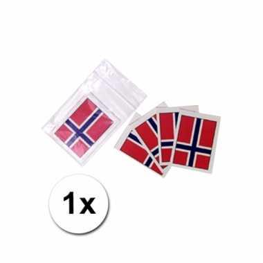 Landen thema noorwegen tattoeage