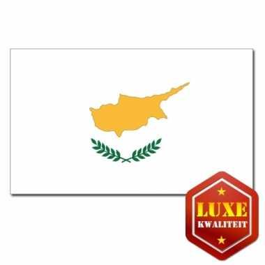 Landen vlag van cyprus