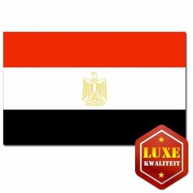 Landen vlag van egypte