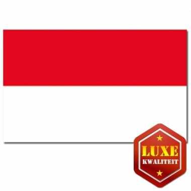 Landen vlag van indonesi?