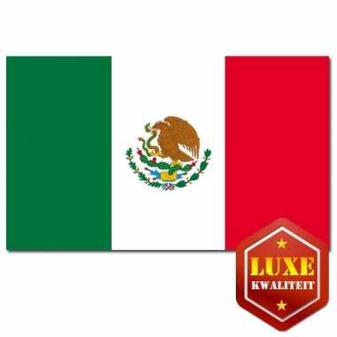 Landen vlaggen mexico