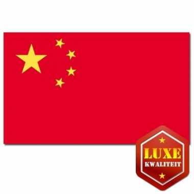 Landen vlaggen van china