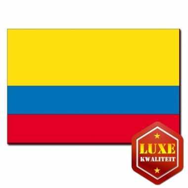 Landen vlaggen van ecuador