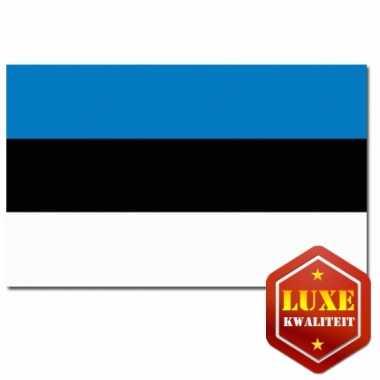 Landen vlaggen van estland