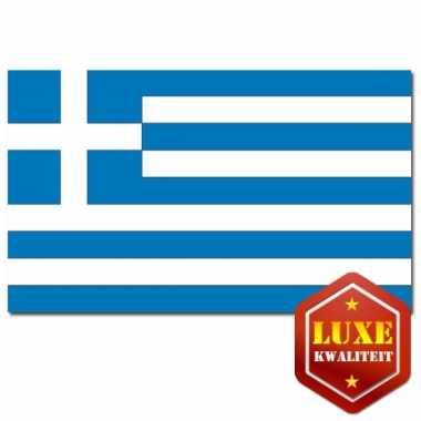 Landen vlaggen van griekenland