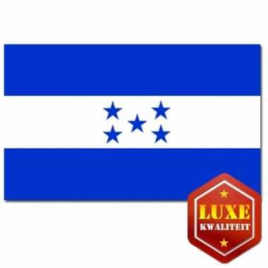 Landen vlaggen van honduras