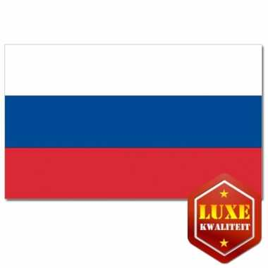 Landen vlaggen van rusland