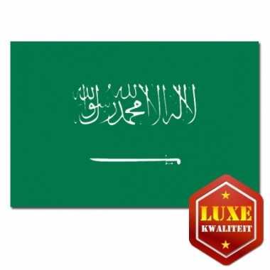 Landen vlaggen van saoedi arabi?