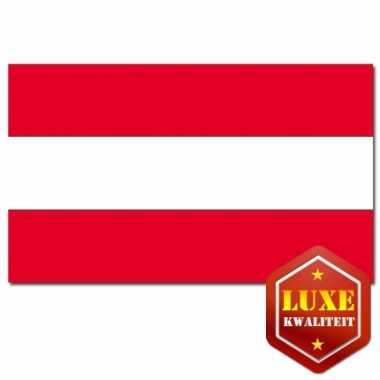 Landenvlag oostenrijk 100 x 150 cm