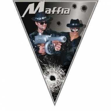 Las vegas thema vlaggenlijn maffia