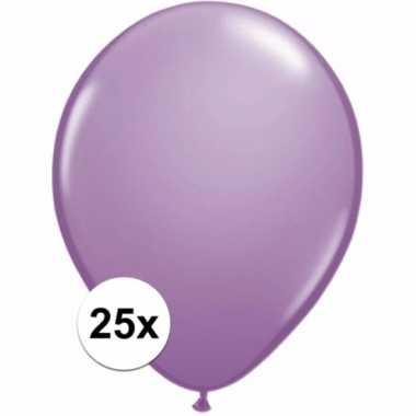Lavendel ballonnetjes 25 stuks