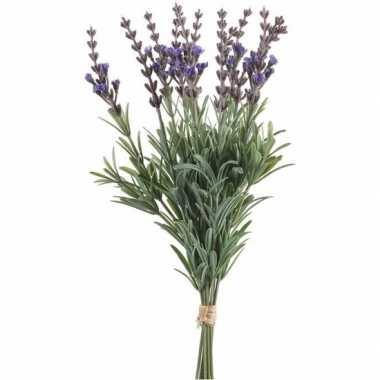 Lavendel op steel bundel 33 cm