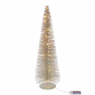 Led kerstboompje van 30 cm met 20 lampjes