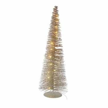 Led kerstboompje van 50 cm met 30 lampjes