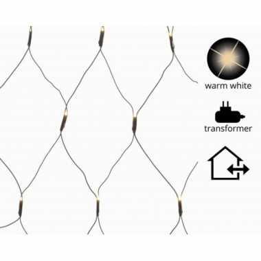 Led netverlichting warm wit buiten 200x