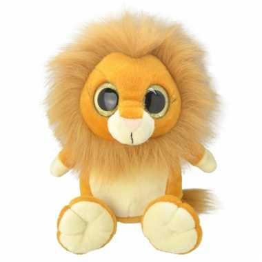 Leeuw knuffeltje 18 cm