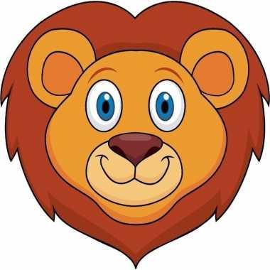Leeuw maskertjes voor kinderen