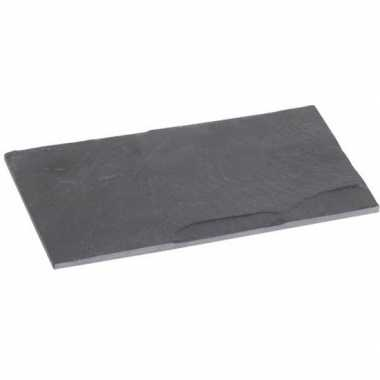 Leisteen serveerplank 18 cm