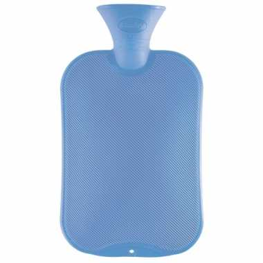 Lichtblauw kruiken twee liter