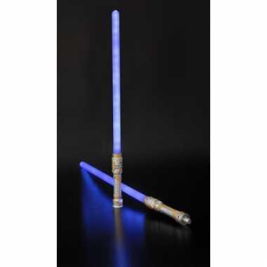 Lichtzwaard blauw 140 cm