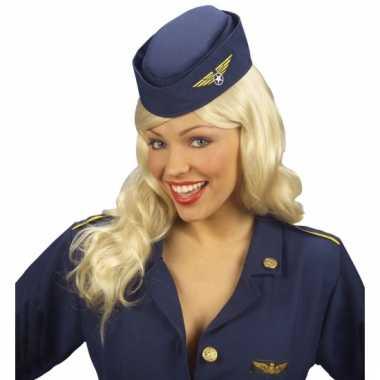 Luchtvaart hoedje voor stewards