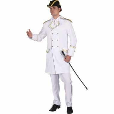 Luxe heren jas admiraal