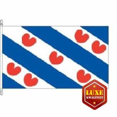 Luxe vlag friesland 100 x 150 cm
