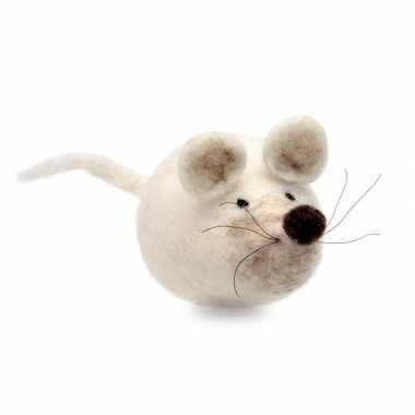 Maak je eigen muis van vilt pakket