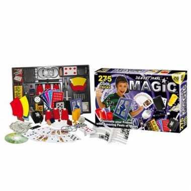 Magische goocheldoos 275 delig