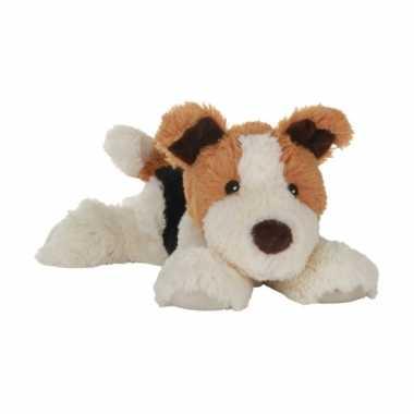 Magnetron hond knuffeldier 18 cm