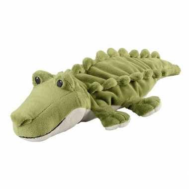 Magnetron krokodil knuffeldier