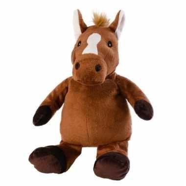 Magnetron paard knuffeldier
